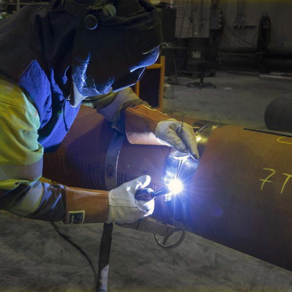 Porin Teollisuusputki - Työturvallisuus